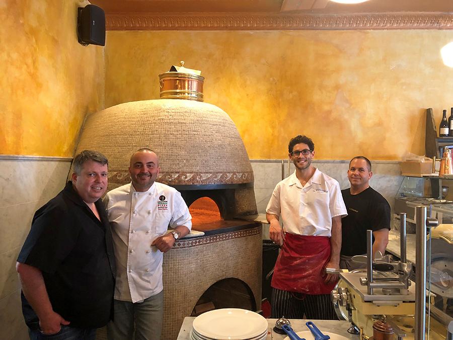 Il Pizzaiolo team