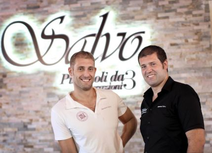 Francesco e Salvatore Salvo